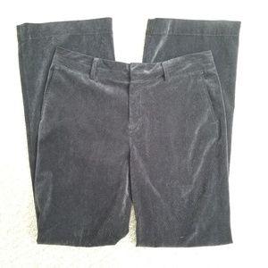 Coldwater Creek suede-like black pants,  Lg/12